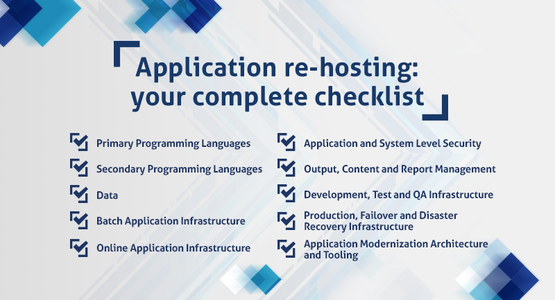 Application Rehosting | Micro Focus