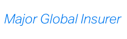 Logotipo do Major Global Insurer