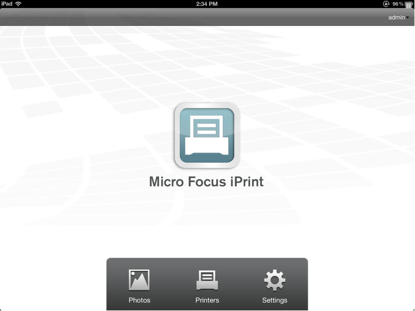 Drucken mit mobilen Geräten