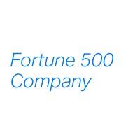 A Fortune 500 Company