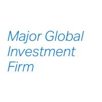 大手グローバル投資 会社